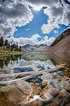 Dorothy Lake, Ansel Adams Wilderness, Sierra Nevada Lake, California