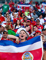 Costa Rica vs Ireland, June 6, 2014