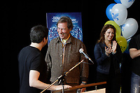 May 25, 2012 -  File Photo - Montreal, Quebec, CANADA -  Quebec National Holliday News Conference to unveil the programmation - Jean-Pierre Ferland
