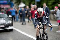 Bauke Mollema  (NED/Trek-Segafredo)<br /> <br /> Stage 9 (ITT): Riccione to San Marino (34.7km)<br /> 102nd Giro d'Italia 2019<br /> <br /> ©kramon