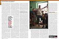 Publication du reportage de Bruno Cogez dans le magazine Marianne du 28/08/2010...Publication of report by Bruno Cogez in the magazine Marianne from 2010/08/28...© Bruno Cogez / Est&Ost Photography