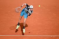 Jannik Sinner (Ita)<br /> Parigi 04/10/2020 Roland Garros <br /> Tennis Grande Slam 2020<br /> French Open <br /> Photo JB Autissier / Panoramic / Insidefoto <br /> ITALY ONLY