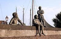Nederland  Hoorn- September 2020 .  De Scheepsjongens van de Bontekoe.  Foto : ANP/ Hollandse Hoogte / Berlinda van Dam