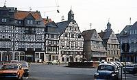 Butzbach: Marktplatz.