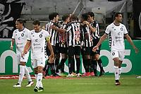 Belo Horizonte (MG), 10/06/2021 - Atlético-MG - Remo - Gol de Rever durante partida entre Atlético-MG e Remo, válida pelo jogo de volta da terceira fase da Copa do Brasil no Estadio Mineirão em Belo Horizonte nesta quinta feira (10)