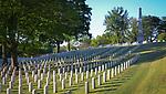 SALISBURY, NC 050521MB33—at the Salisbury National Cemetery in Salisbury, NC. <br /> Martin Begnal Republican American