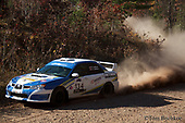 2017 Lake Superior Performance Rally held in Houghton Michigan on October 20-21.