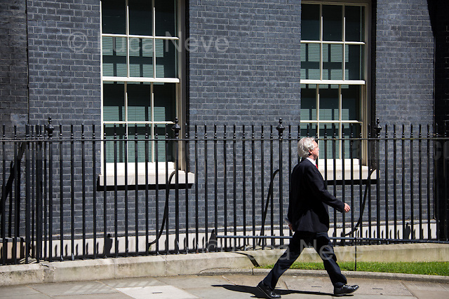 David Davis MP (Secretary of State for Exiting the European Union).<br /> <br /> London, 19/07/2016. First Cabinet meeting at 10 Downing Street (after the EU Referendum and consequent David Cameron's resignation) for the new Prime Minister Theresa May and her newly formed Conservative Government.<br /> <br /> For more information about the Cabinet Ministers: https://www.gov.uk/government/ministers