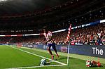 Atletico de Madrid's Thomas Lemar during La Liga match. Aug 18, 2019. (ALTERPHOTOS/Manu R.B.)