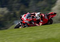 21st August 2020, Red Bull Ring, Spielberg, Austria. MotoGP of Ausria, Free Practise sessions:  Andrea Dovizioso ITA / Ducati Team