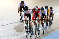 Men Elite Omnium Points Race 25km during the 2020 Vantage Elite and U19 Track Cycling National Championships at the Avantidrome in Cambridge, New Zealand on Saturday, 25 January 2020. ( Mandatory Photo Credit: Dianne Manson )