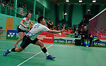 English Nationals 2019 - Mixed Doubles - Day 1