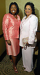 Jennifer Moore and Debra Moore at the Ivy Foundation luncheon and fashion show at the Hilton Americas Hotel downtown Saturday March 01,2008.(Dave Rossman/For the Chronicle)