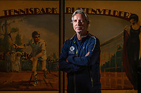 Netherlands, September 25,  2020, Amsterdam, TV Buitenveldert, Coach Hugo Ekker (NED)<br /> Photo: Henk Koster/tennisimages.com