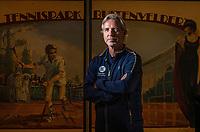 Netherlands, September 25,  2020, Amsterdam, TV Buitenveldert, Coach Hugo Ekker (NED)<br /> Photo: Henk Koster/tennisimages.com