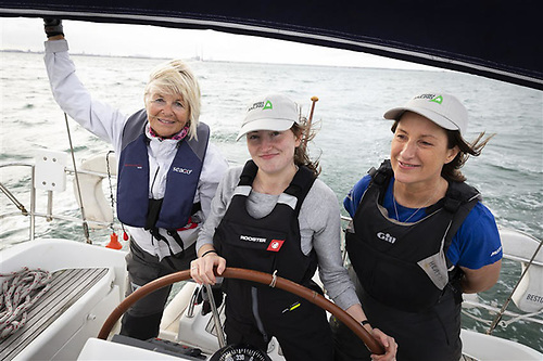 File image from the 2019 Women at the Helm regatta