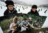 Potocari / Srebrenica / Republika Srpska 2000.<br />