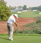 Richard STERNE (RSA) during round three of the 2016 DP World Tour Championships played over the Earth Course at Jumeirah Golf Estates, Dubai, UAE: Picture Stuart Adams, www.golftourimages.com: 11/19/16