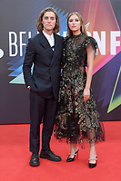 """**North America Only***<br /> <br /> Jack Farthing attends """"The Lost Daughter"""" UK Premiere at The Royal Festival Hall during the 65th BFI London Film Festival in London.<br /> <br /> OCTOBER 13th 2021<br /> <br /> Credit: Matrix / MediaPunch"""