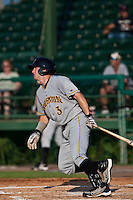 Robbie Grossman of the Bradenton Marauders during the game at Jackie Robinson Ballpark in Daytona Beach, Florida on August 2, 2010. Photo By Scott Jontes/Four Seam Images