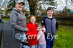 Marion Fitzgerald with her grandchildren enjoying the playground in the Tralee town park on Thursday, l to r: Marion Fitzgerald, Emily O'Flaherty, Scarlett and Charlie Bees
