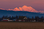 Mt. Baker, Skagit Valley, Washington