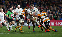 Saturday 22nd February 2020 | Ulster vs Cheetahs<br /> <br /> Kieran Treadwell during the PRO14 Round 12 clash between Ulster and the Cheetahs at Kingspan Stadium, Ravenhill Park, Belfast, Northern Ireland. Photo by John Dickson / DICKSONDIGITAL