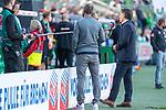 19.09.2020, wohninvest Weserstadion, Bremen, GER,  SV Werder Bremen vs Hertha BSC Berlin, <br /> <br /> <br />  im Bild<br /> <br />  Bruno Labbadia (Trainer Hertha BSC)<br /> <br /> Foto © nordphoto / Kokenge<br /> <br /> DFL regulations prohibit any use of photographs as image sequences and/or quasi-video.
