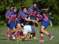 160820 College Rugby - Wellington College 3rd XV v Otaki College 2nd XV