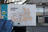 Aylesbury Estate, which is undergoing a regeneration scheme managed by Notting Hill Housing Trust and the London Borough of Southwark.