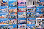 France, Provence-Alpes-Côte d'Azur, Menton: picture postcards from Menton | Frankreich, Provence-Alpes-Côte d'Azur, Menton: Ansichtskarten von Menton