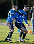 Lee Hodson and Lee Wallace