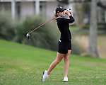 Images from following the Tulane Women's Golf Team during Rounds 2 and 3 of the Allstate Sugar Bowl Intercollegiate Golf Tournament held at English Turn.  Tulane finished third, while USC captured first place and Alabama gained second place honors.