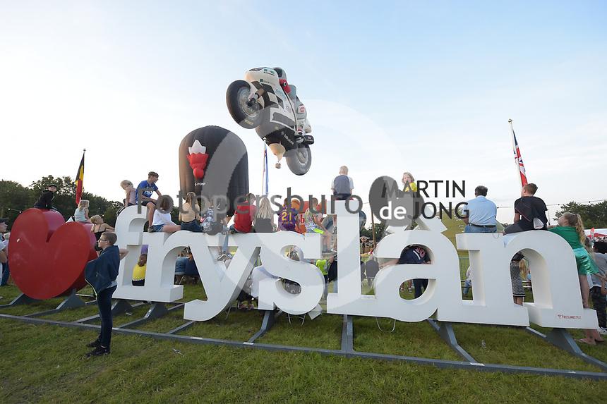 BALLONSPORT: JOURE: 17-07-2019, Nutsterrein, Friese Ballonfeesten, ©foto Martin de Jong