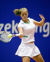 9-12-09, Rotterdam, Tennis, REAAL Tennis Masters 2009, Nicolette van Uitert