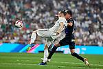 Real Madrid's Gareth Bale and CD Leganes's Jonathan Cristian Silva during La Liga match. September 01, 2018. (ALTERPHOTOS/A. Perez Meca)