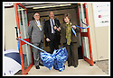 06/04/2009  Copyright Pic: James Stewart.File Name : 10_action_outdoors.THE NEW ACTION OUTDOORS CENTRE, REDDING ROAD, BRIGHTONS, FALKIRK : CATHY PEATTIE MSP, IS WATCHED BY  FALKIRK COUNCIL PROVOST PAT REID, AND ROGER HANBURY, CHEIF EXECUTIVE OF THE WATERWAYS TRUST, AS SHE OFFICIALLY OPENS THE NEW ACTION OUTDOORS CENTRE.....James Stewart Photography 19 Carronlea Drive, Falkirk. FK2 8DN      Vat Reg No. 607 6932 25.Telephone      : +44 (0)1324 570291 .Mobile              : +44 (0)7721 416997.E-mail  :  jim@jspa.co.uk.If you require further information then contact Jim Stewart on any of the numbers above.........