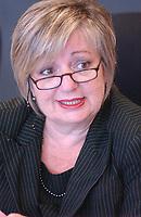 Diane de Courcy<br /> , PQ, 2009<br /> <br /> PHOTO D'ARCHIVE: agence Quebec Presse - Jacques Pharand