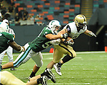 Tulane falls to Army 41-23 for Homecoming in the Louisiana Superdome.