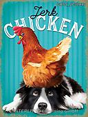 Sandra, CUTE ANIMALS, LUSTIGE TIERE, ANIMALITOS DIVERTIDOS, paintings+++++,GBSSJC30X40,#ac#, EVERYDAY