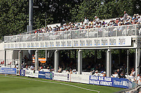 General view of the Tom Pearce Stand at the Ford County Ground - Essex CCC vs Durham CCC - LV County Championship Cricket at the Ford County Ground, Chelmsford -  09/09/10 - MANDATORY CREDIT: Gavin Ellis/TGSPHOTO - Self billing applies where appropriate - Tel: 0845 094 6026