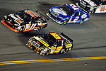 Feb 07, 2009; 8:46:35 PM;  Daytona Beach, FL. USA; NASCAR Sprint Cup Series race at the Daytona International Speedway for the  Budweiser Shootout.  Mandatory Credit: (thesportswire.net)