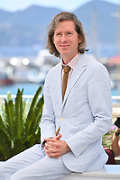 CANNES, FRANCE. July 13, 2021: Wes Anderson at the photocall for Wes Anderson's The French Despatch at the 74th Festival de Cannes.<br /> Picture: Paul Smith / Featureflash