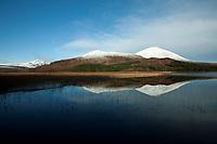 Schottland, Innere Hebriden, Insel Isle of Skye, zwischen Broadford und Torrin, <br /> Benn na Callich, Europa, Grossbritannien, 16.02.2010; QF; <br /> <br /> <br /> <br /> (Bildtechnik: sRGB, <br /> <br /> 72.00 MByte vorhanden)<br /> <br /> <br /> Engl.: Europe, Great Britain, Scotland, Inner Hebrides, Isle of Skye, between Broadford and Torrin, Benn na Callich, February 2010