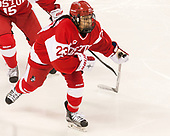 Nina Rodgers (BU - 23) - The Boston College Eagles defeated the visiting Boston University Terriers 5-3 (EN) on Friday, November 4, 2016, at Kelley Rink in Conte Forum in Chestnut Hill, Massachusetts.The Boston College Eagles defeated the visiting Boston University Terriers 5-3 (EN) on Friday, November 4, 2016, at Kelley Rink in Conte Forum in Chestnut Hill, Massachusetts.
