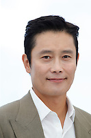 """CANNES, FRANCE - JULY 16:  Lee Byung-hun at the """"Bi-Sang-Seon-Eon/Emergency Declaration"""" photocall during the 74th annual Cannes Film Festival on July 16, 2021 in Cannes, France. <br /> CAP/GOL<br /> ©GOL/Capital Pictures"""
