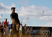 Brett Rumford (AUS) during the quarter final round of the Aberdeen Asset Management Paul Lawrie Matchplay being played over the Fidra Links at Archerfield, East Lothian from 4th to 7th August 2016:  Picture Stuart Adams, www.golftourimages.com: 06/08/2016