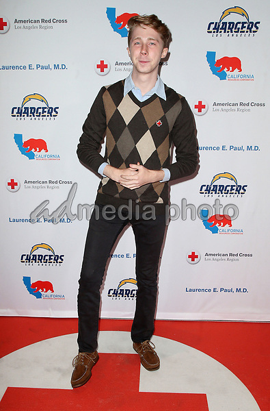 09 March 2018 - Los Angeles, California - Joey Luthman. American Red Cross Annual Humanitarian Celebration Honoring The LA Chargers at the Skirball Cultural Center. Photo Credit: F. Sadou/AdMedia
