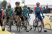 on the start grid<br /> <br /> 104th Ronde van Vlaanderen 2020 (1.UWT)<br /> 1 day race from Antwerpen to Oudenaarde (BEL/243km) <br /> <br /> ©kramon
