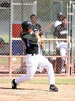 Erik Wetzel / Colorado Rockies 2008 Instructional League..Photo by:  Bill Mitchell/Four Seam Images